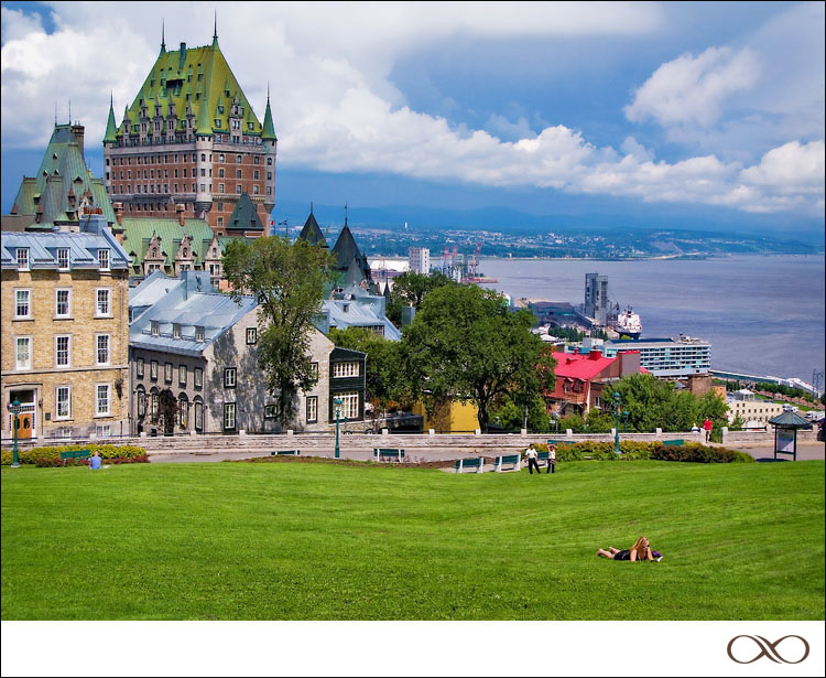 Quebec City Le Chateau Frontenac