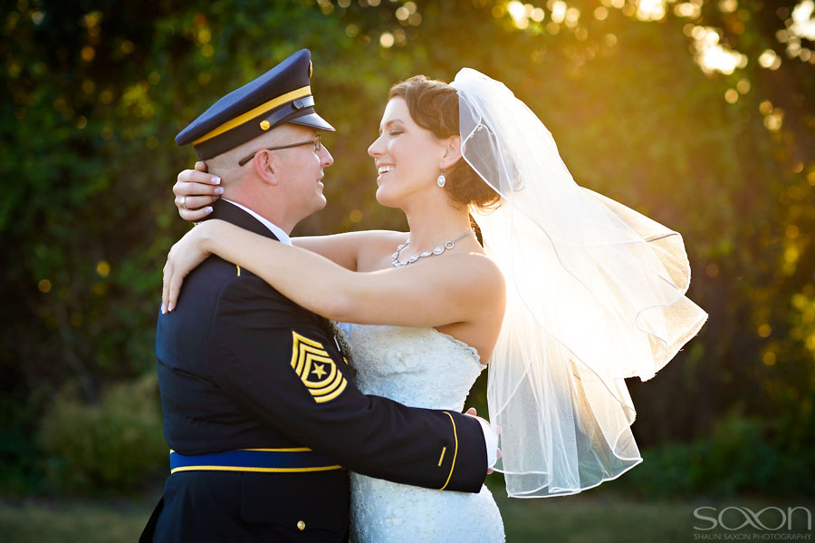 Kelly Plantation Wedding with Army Master Sargeant